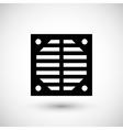 Ventilation grille icon