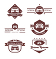 Automobile Business Logo vector image vector image