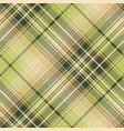 Green beige pixel check fabric texture seamless