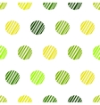 Vintage green background with grunge polka dots vector | Price: 1 Credit (USD $1)