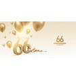 66th anniversary celebration background
