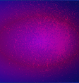 Splatter paint neon shine decoration acrylic dust vector image vector image
