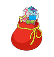 A present pack vector image vector image