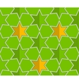 Abstract Star Seamless Pattern Background vector image vector image