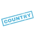 Country Rubber Stamp vector image vector image