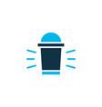 lantern icon colored symbol premium quality vector image vector image