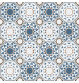 arabesque seamless islamic pattern background vector image