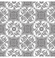 Black white paisly pattern vector | Price: 1 Credit (USD $1)