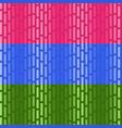 set of vivid seamless patterns simple gradient vector image
