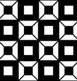 Pattern Square vector image vector image