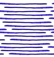 seamless watercolor stripes pattern abstract vector image