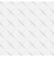 White background with gray stripes vector image vector image