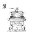 a kitchen utensils vector image