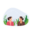 happy kartini day celebration vector image