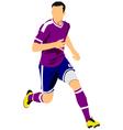 al 1127 soccer 01 vector image vector image