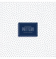 background with stipple pattern design vector image vector image