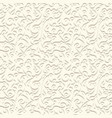 embossed paper texture seamless pattern vector image
