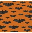 Bats pattern vector image vector image