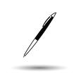 Pen icon vector image vector image