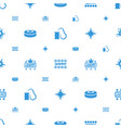 blast icons pattern seamless white background vector image vector image