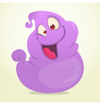 funny caroon ghost vector image vector image