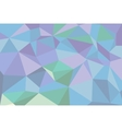 low poly style graphic background vector image vector image
