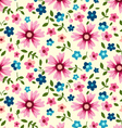 pretty daisy vector image vector image