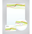 stationary design vector image