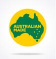 australian made in australia logo