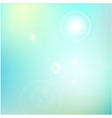 abstract sofl light backround vector image vector image
