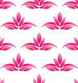 Lotus pattern backgroundSeamless vector image