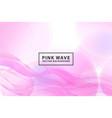 pink decorative backgroundart design for your vector image