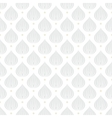 White geometric texture with drops vector image vector image