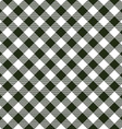 Plaid checkered tartan vector image
