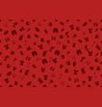 american football theme duotone icon seamless vector image