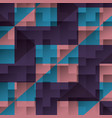 figures geometrics and colors background vector image vector image