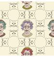 Grandma vector image vector image