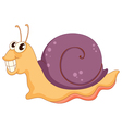 Cartoon Snail vector image