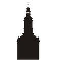 church buildings vector image vector image