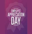 employee appreciation day first friday in march