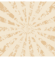 light beige grungy background vector image