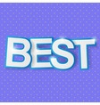 Best background vector image vector image