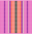 seamless pattern with stripes vector image vector image