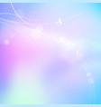 abstract fantasy background white bokeh over vector image