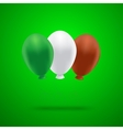 St Patricks Day background Eps 10 vector image vector image