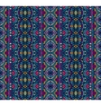 Abstract ethnic tribal pattern vector image vector image