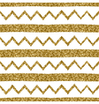 Seamless Chevron and Stripes Pattern vector image