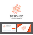 business logo template for medicine pill drugs vector image