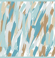 seamless brush stroke pattern vector image
