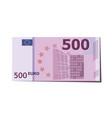 500 euro banknote european